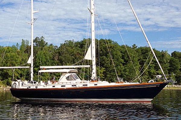 53' Little Harbor 53 1988 | L'equipe