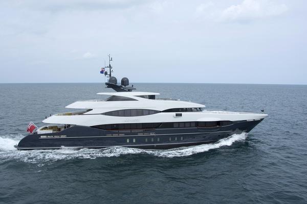 180' Heesen Yachts Lloyds LYMCA 2011