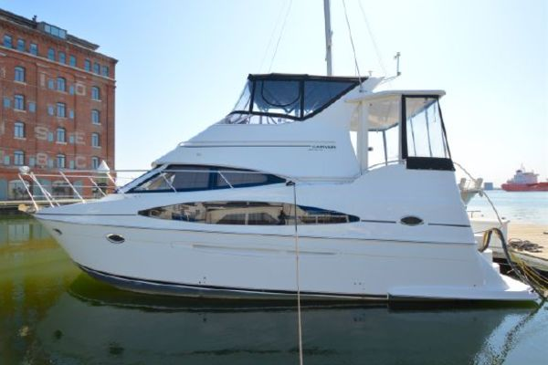 36' Carver 366 Motor Yacht 2003 | Leight Of Day