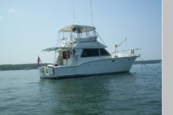 43ft Hatteras Yacht For Sale