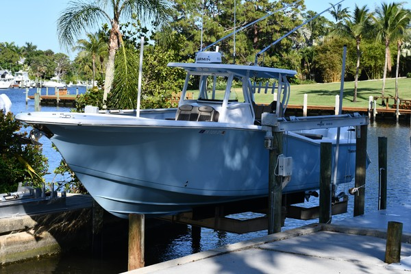 32-ft-Tidewater-2018--  Florida United States  yacht for sale