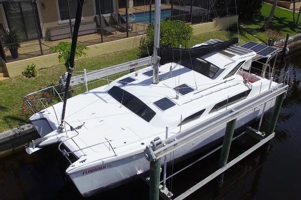 34-ft-Gemini-2000-105M-Double Dragon Cape Coral Florida United States  yacht for sale