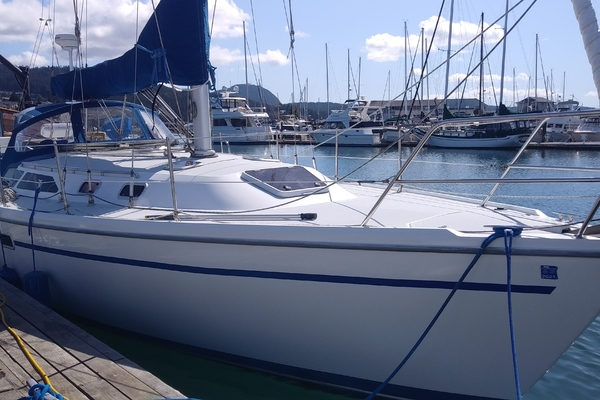 36-ft-Catalina-1996-MKII-Barbarella Anacortes Washington United States  yacht for sale