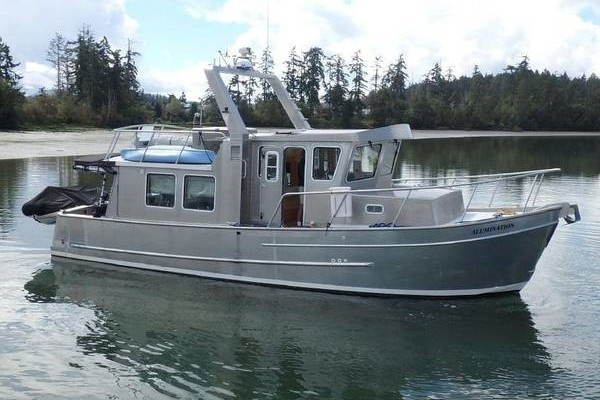 40-ft-Waterline-2005--Alumination Anacortes Washington United States  yacht for sale