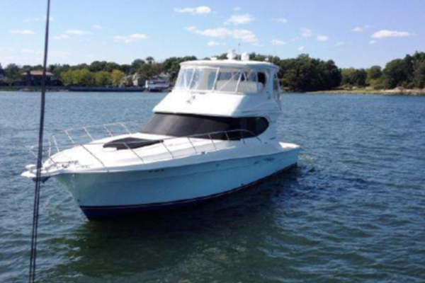 55-ft-Silverton-2009-55 Sedan-Ocaralia Point Judith Rhode Island United States  yacht for sale