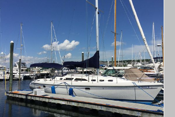 38-ft-Catalina-2003-380-Water Colors Portsmouth Rhode Island United States  yacht for sale