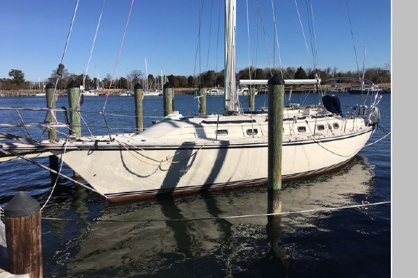 38-ft-Caliber-1989-Cutter-Salt & Light Solomons Maryland United States  yacht for sale