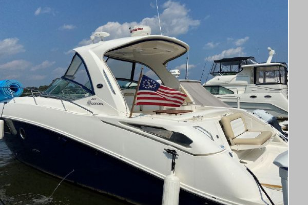 35-ft-Sea Ray-2008-350 Sundancer- Brick New Jersey United States  yacht for sale