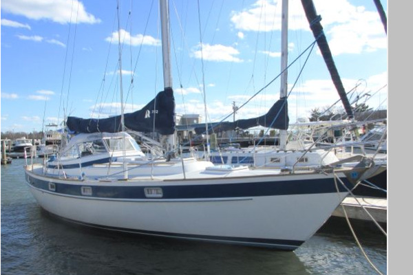 35-ft-Hallberg-Rassy-1988-352-Windsong II Milford Connecticut United States  yacht for sale