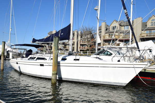 42-ft-Catalina-1999-MK11-Journey Annapolis Maryland United States  yacht for sale