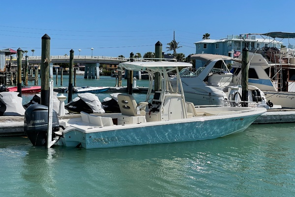 26-ft-Pathfinder-2017-2600 TRS- St Petersburg Florida United States  yacht for sale