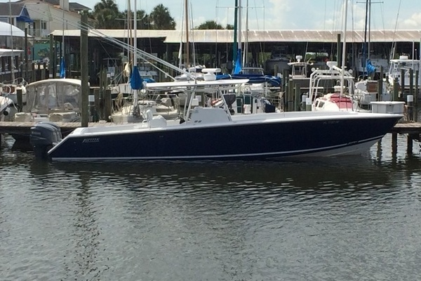 38-ft-Jupiter-2007-38 center console-No Name 38 Ponce Inlet Florida United States  yacht for sale