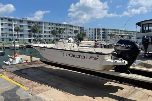 17-ft-Boston Whaler-2017-170 Montauk-Boston Whaler North Palm Beach Florida United States  yacht for sale