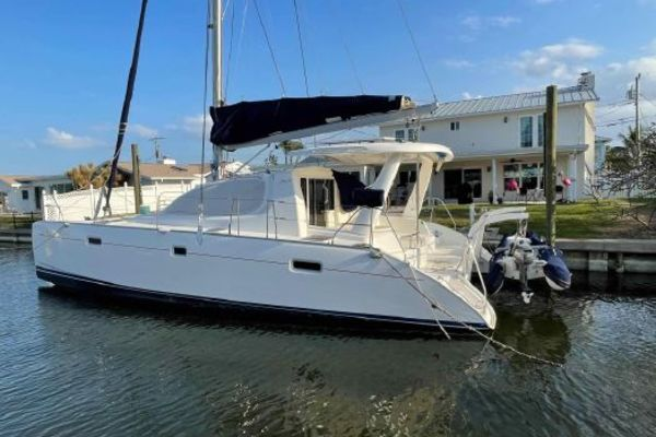 40-ft-Leopard-2008--  Florida United States  yacht for sale