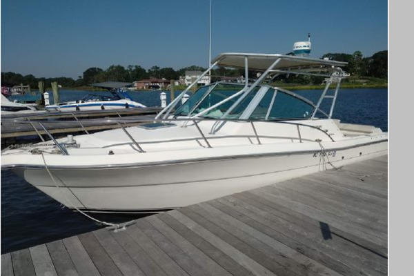 28-ft-Pursuit-1999-2860 Denali-THE LIZZY B Brick New Jersey United States  yacht for sale