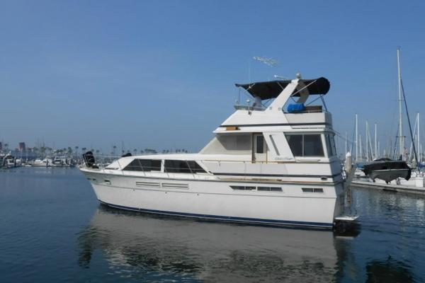 46-ft-Chris-Craft-1987-Constellation-La Contessa Long Beach California United States  yacht for sale