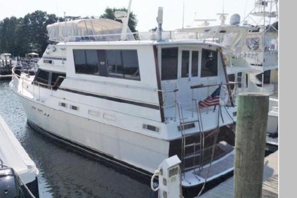 Finale 49ft Gulfstar Yacht For Sale