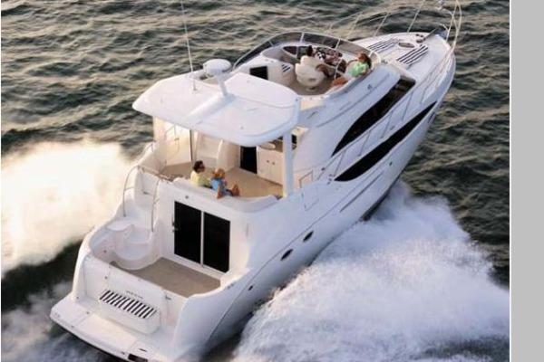 47' Meridian 459 Motoryacht 2008   Swimm Eze