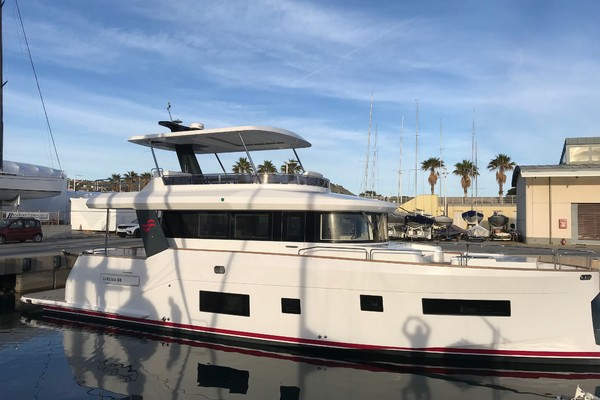 61' Sirena 58 Flybridge 2019 |