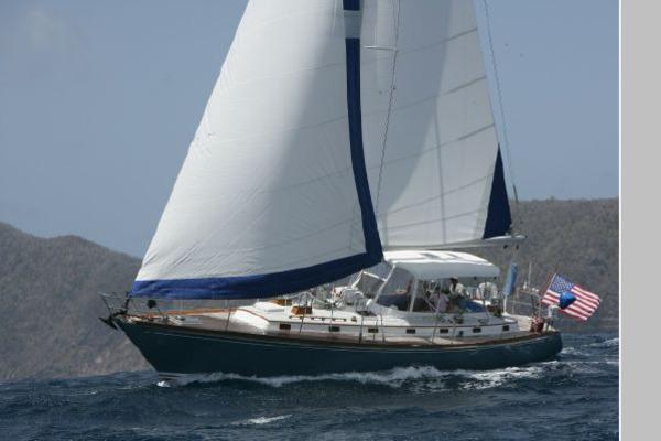 44' Little Harbor Cc 1983   Atalanta