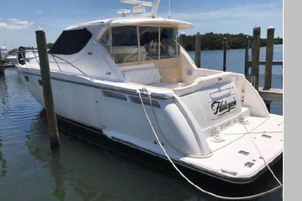 45' Tiara Yachts 4300 Sovran 2008   Halcyon