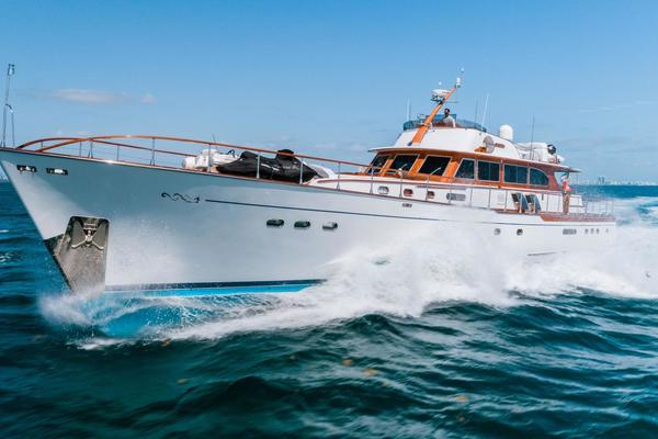 97' De Cesari 29m Yacht 2006   Atali