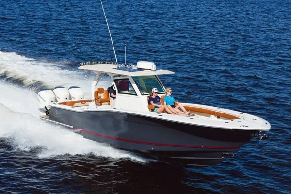 35' Scout  355 Lxf 2021 |