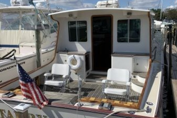 38ft Northern Bay Yacht For Sale