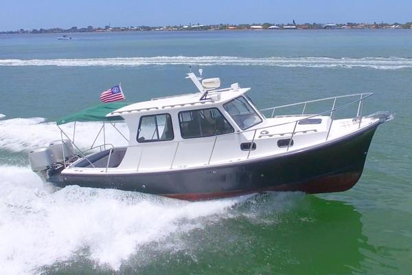 27-ft-Eastern-2004-2710 Casco Bay-AMAZING GRACE Bradenton Florida United States  yacht for sale