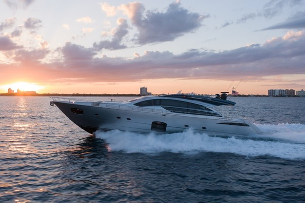 82-ft-Pershing-2016-82 VHP-SIPSEY Fort Lauderdale Florida United States  yacht for sale