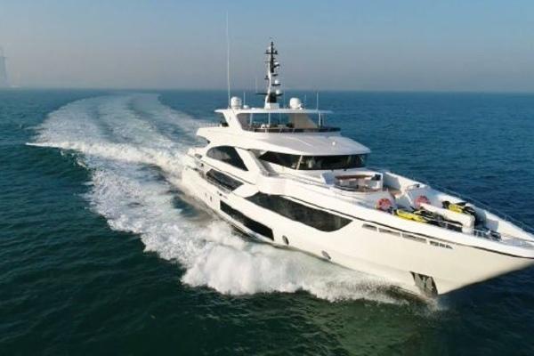 140' Majesty Yachts Majesty  2022