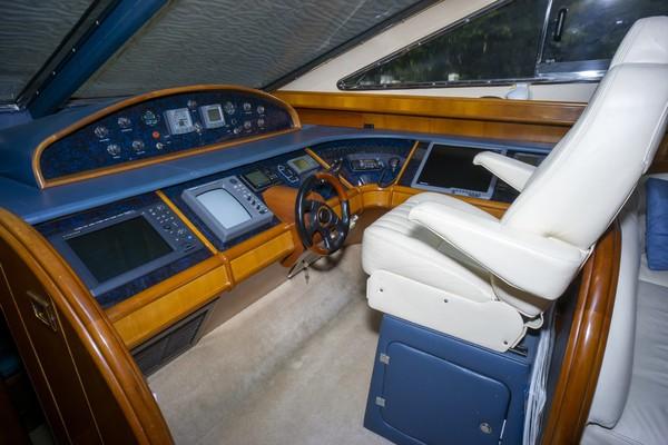 1998Astondoa 72 ft 72 GLX   Kartessa III