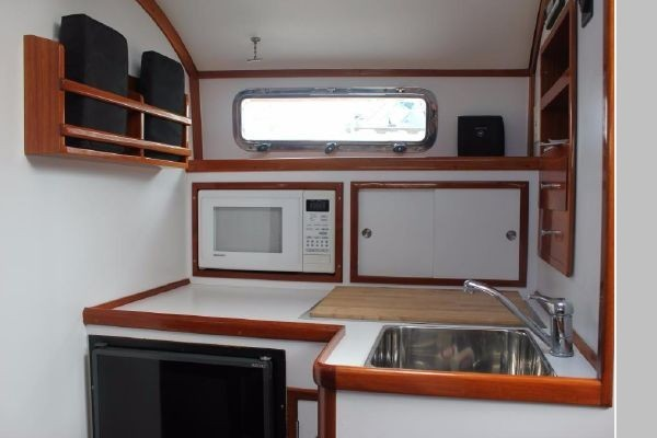 Blue Ayes 30ft Bruckmann Yacht For Sale