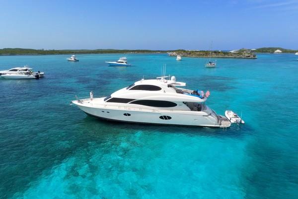 84' Lazzara Yachts Motor Yachts 2009 | La Balsita