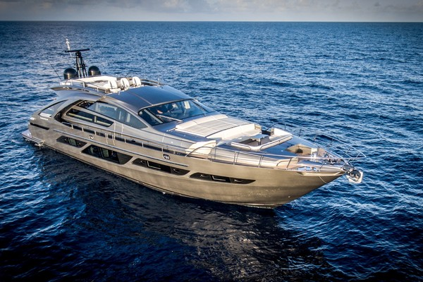 92-ft-Pershing-2021--The Wolf Miami Florida United States  yacht for sale