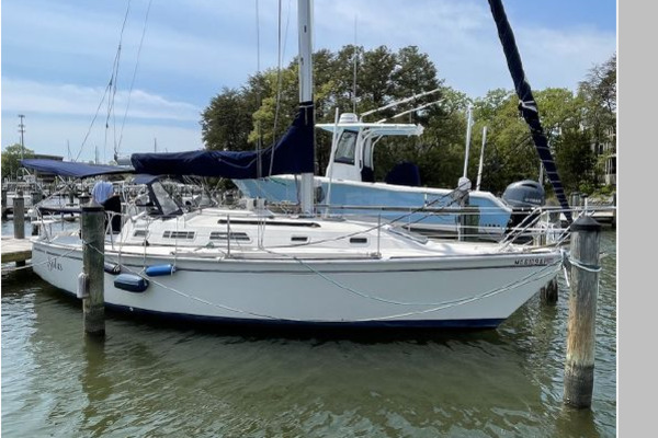 33-ft-Pearson-1986-33-Solas Solomons Maryland United States  yacht for sale