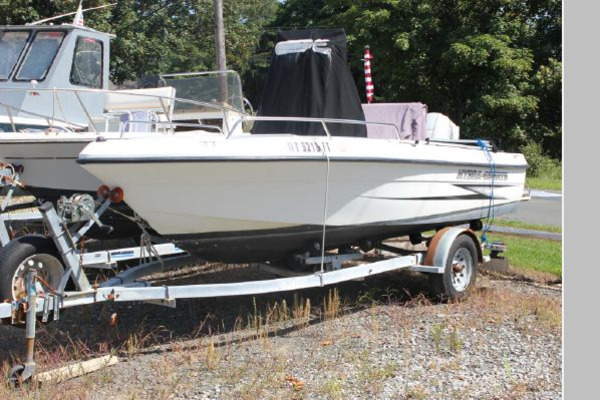 17-ft-Hydra-Sports-2000-170 Center Console- Greenport New York United States  yacht for sale