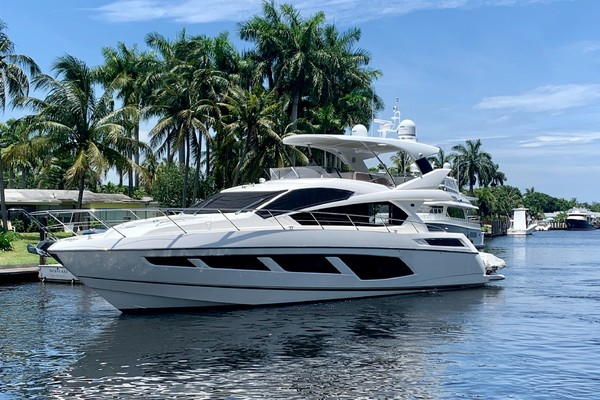 65-ft-Sunseeker-2016-Manhattan 65- Fort Lauderdale Florida United States  yacht for sale