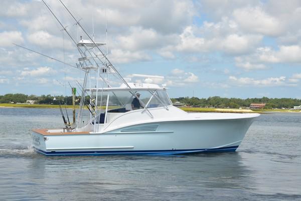 40-ft-Caison-2009-Custom Carolina Express-  North Carolina United States  yacht for sale