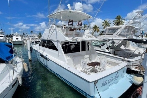 48-ft-Viking-2007-Convertible- Boca Chica  Dominican Republic  yacht for sale