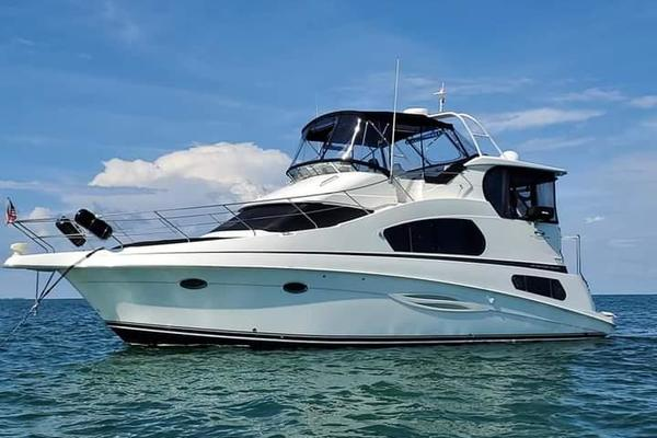 39-ft-Silverton-2004-39 Motor Yacht-O SEA D Palmetto Florida United States  yacht for sale