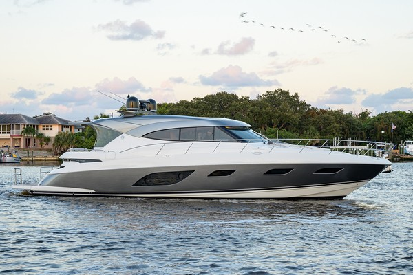 60-ft-Riviera-2021-6000 Sport Yacht Platinum Edition- Jupiter Florida United States  yacht for sale