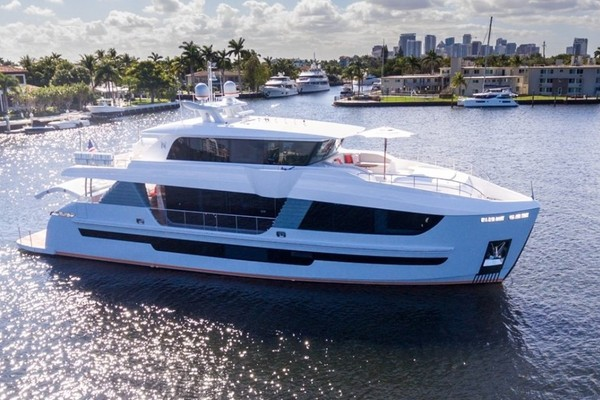 92-ft-Hargrave-2020-C92-GG Fort Lauderdale Florida United States  yacht for sale