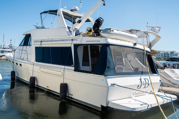 47-ft-Bayliner-1998-4788 Pilothouse-J&B Mount Pleasant South Carolina United States  yacht for sale