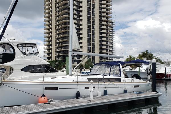 45-ft-Beneteau-2013-Oceanis-Raaja North Palm Beach Florida United States  yacht for sale