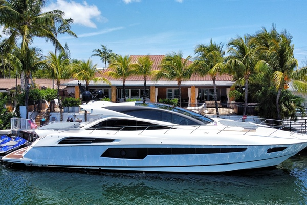 68-ft-Sunseeker-2015-Predator 68- Miami Florida United States  yacht for sale