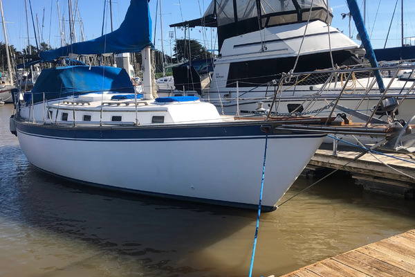 37-ft-Endeavour-1981-Plan B-Proverbs Moss Landing California United States  yacht for sale