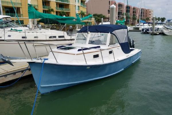 24-ft-Seaway-2008--La Bella Vita Marco Island Florida United States  yacht for sale