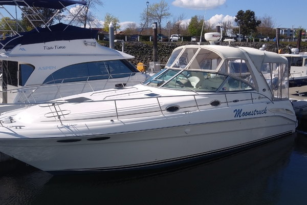 34-ft-Sea Ray-2001-340 Sundancer-Moonstruck Anacortes Washington United States  yacht for sale