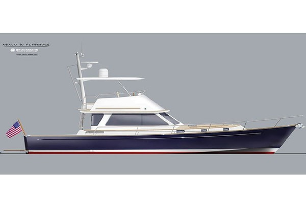47-ft-Bruckmann-2023-Abaco 47-Abaco 47 Newport Rhode Island United States  yacht for sale